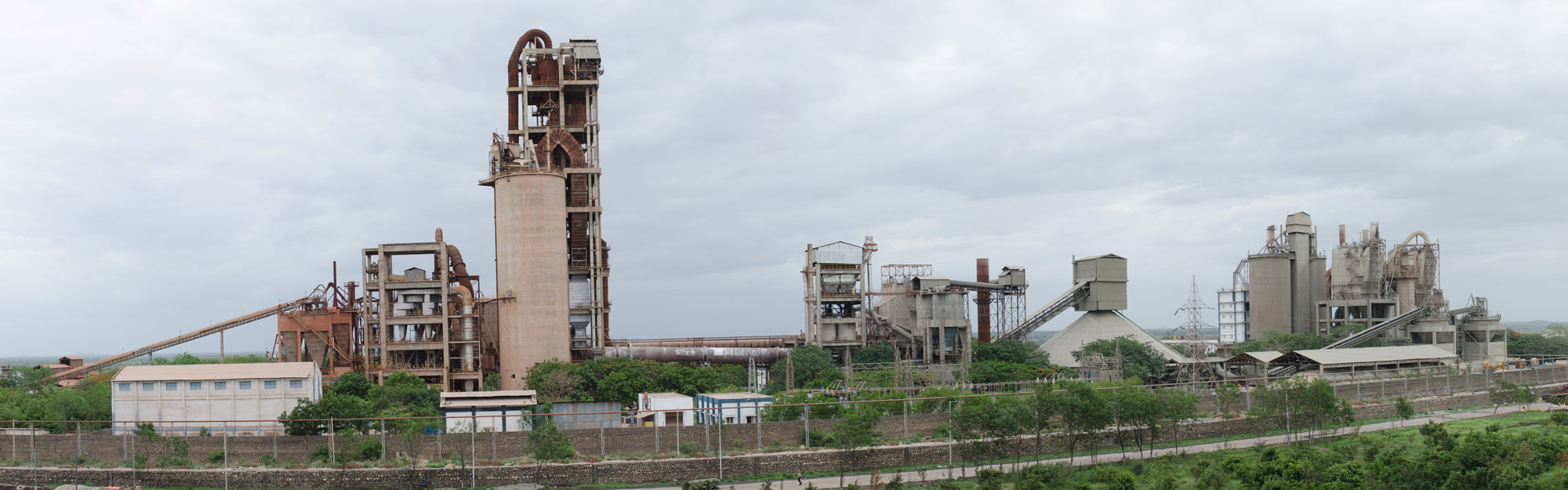 cement factory   Penna