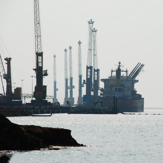Krishnapatnam Port | Nellore | Penna