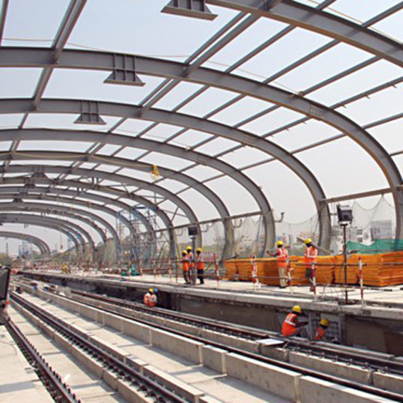 L&T-Metro Hyderabad | Penna Cement