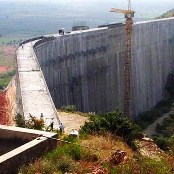 Veligonda Dam | Srisailam | Penna Cement